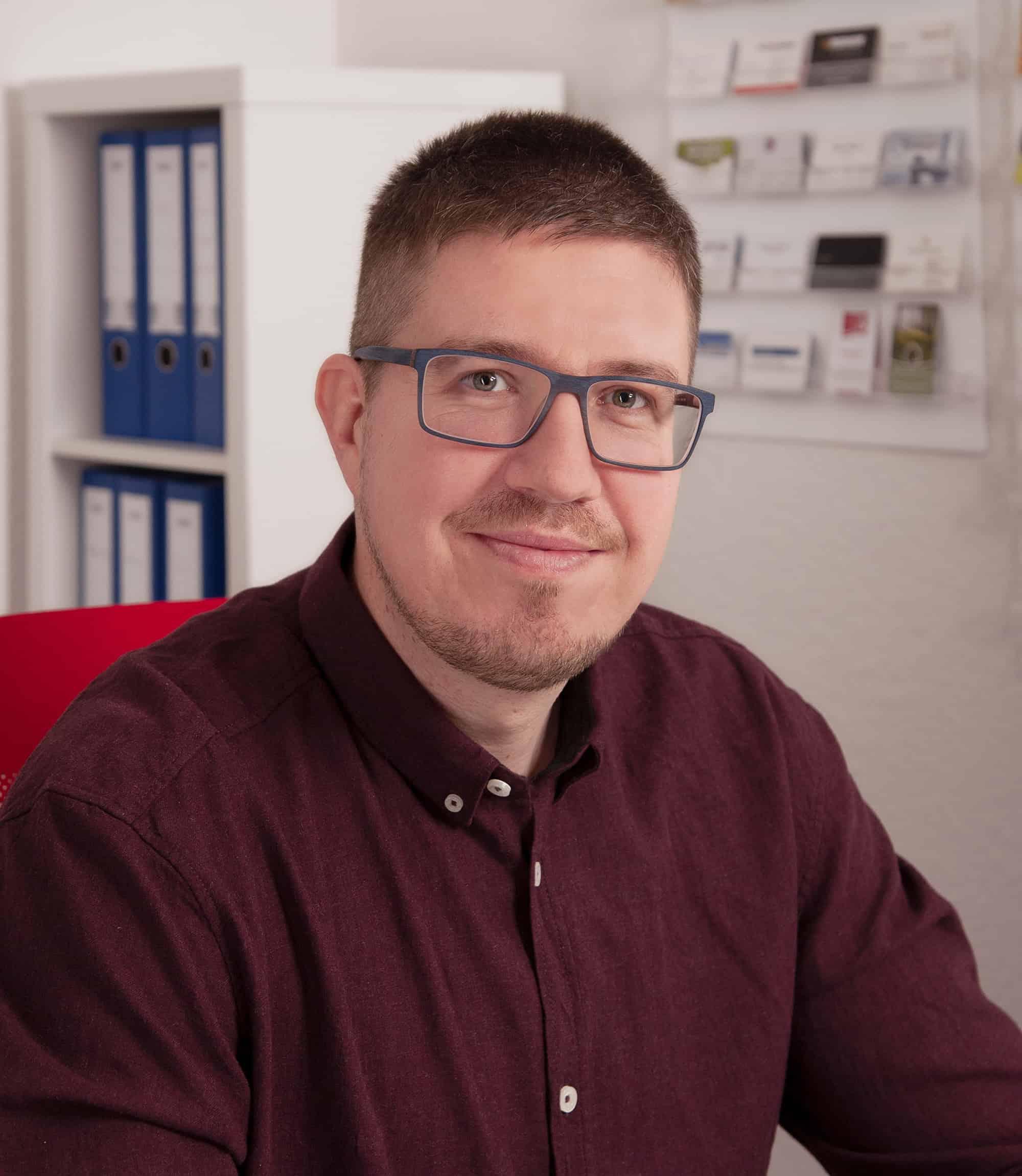 Thomas Fischer Dipl.-Kfm., Gründungsberater, Gründercoach und Unternehmensberater